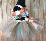 Smash Cake Tutu, 1st Birthday Tutu, First Birthday Tutu, Smash Cake Tutu Set, Baby Tutu, Toddler Tutu, Birthday Tutu, Smash Cake Props, 1st Birthday Photo, Photo Prop, Photo Shoot Tutu, Gold Ivory and Mint Smash Cake - Little Ladybug Tutus