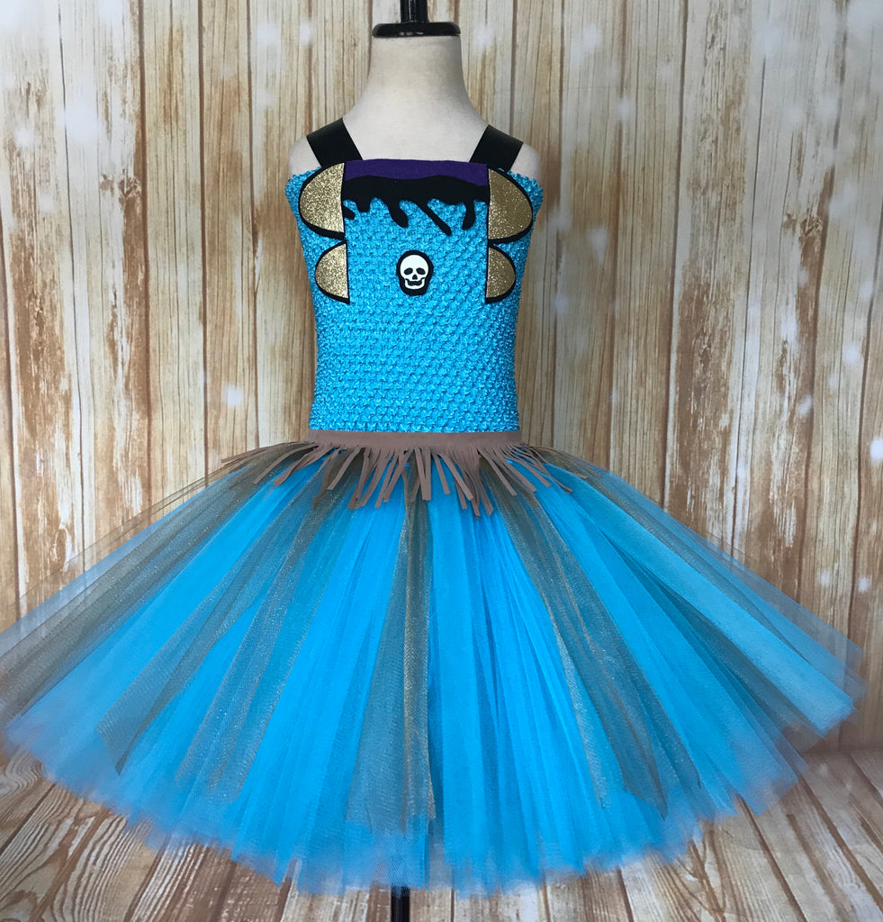 Descendants Uma Tutu, Descendants Tutu, Descendants Uma Costume, Girls Uma Dress