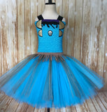 Uma Tutu, Descendants Tutu, Descendants Uma Costume, Girls Uma Dress - Little Ladybug Tutus