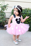 Minnie Mouse Tutu, Minnie Mouse Tutu Dress, Minnie Tutu, Minnie Costume - Little Ladybug Tutus