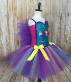 Unicorn Tutu, Unicorn Birthday Dress, Girls Unicorn Costume, Unicorn Photography Prop Dress - Little Ladybug Tutus
