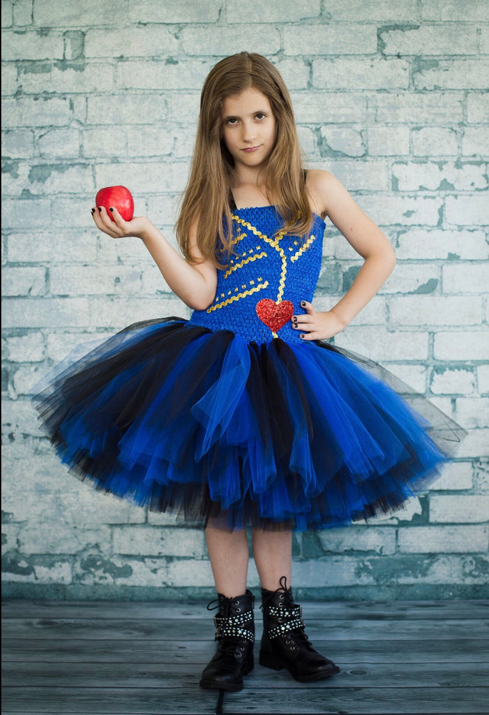 Descendants Evie Tutu, Evie Tutu Dress, Girls Evie Tutu, Descendants Tutu, Descendants 2 Tutu, Descendants, Evie, Mal, Uma, Descendants Birthday, Descendants Party, Evie Costume, Descendants Costume