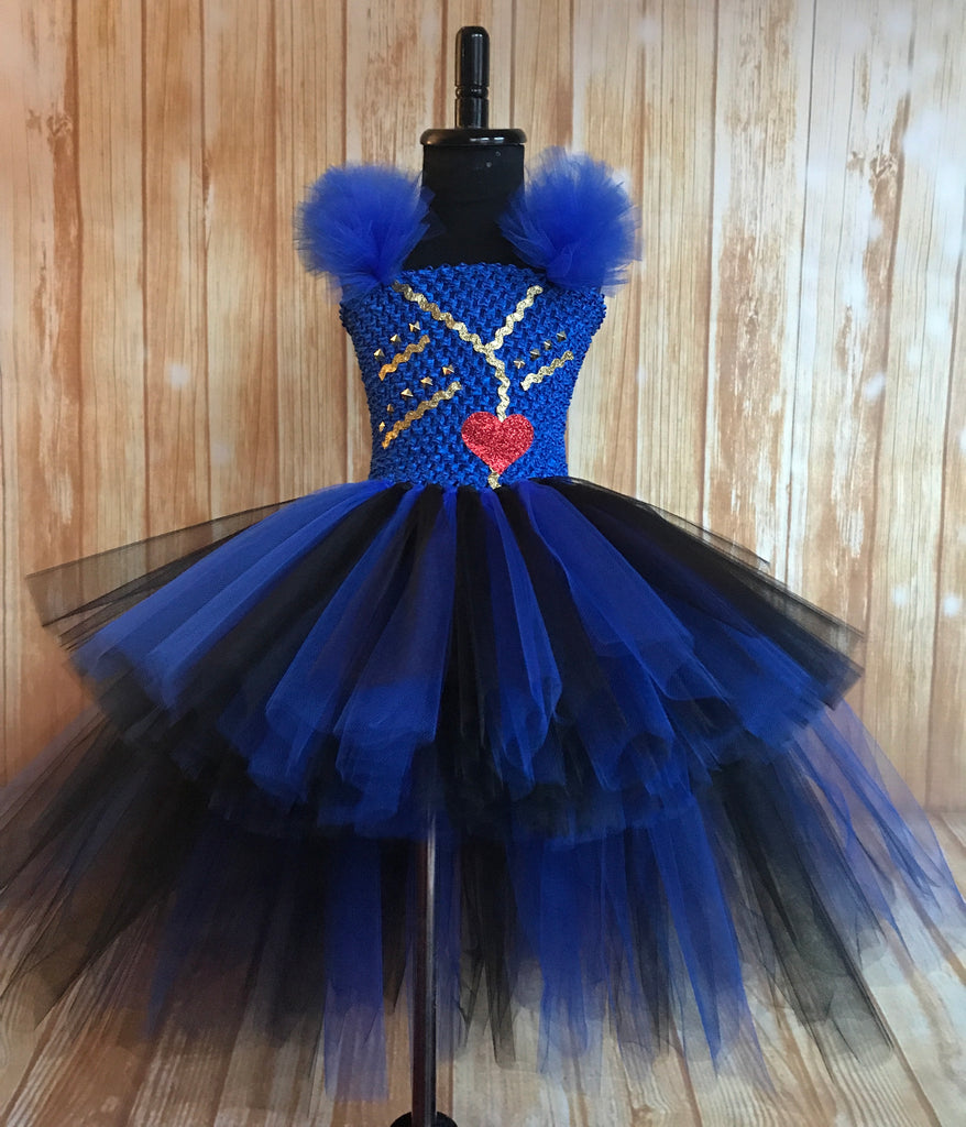 Descendants Evie Tutu, Descendants Tutu, Evie Girls Costume, Descendants Evie Girls Tutu Dress