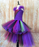Mal Tutu, Mal Tutu Dress, Descendants Tutu, Descendants Costume, Mal Costume - Little Ladybug Tutus