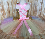 Unicorn Tutu, Unicorn Birthday, Unicorn Costume, Unicorn Photography Prop Dress - Little Ladybug Tutus