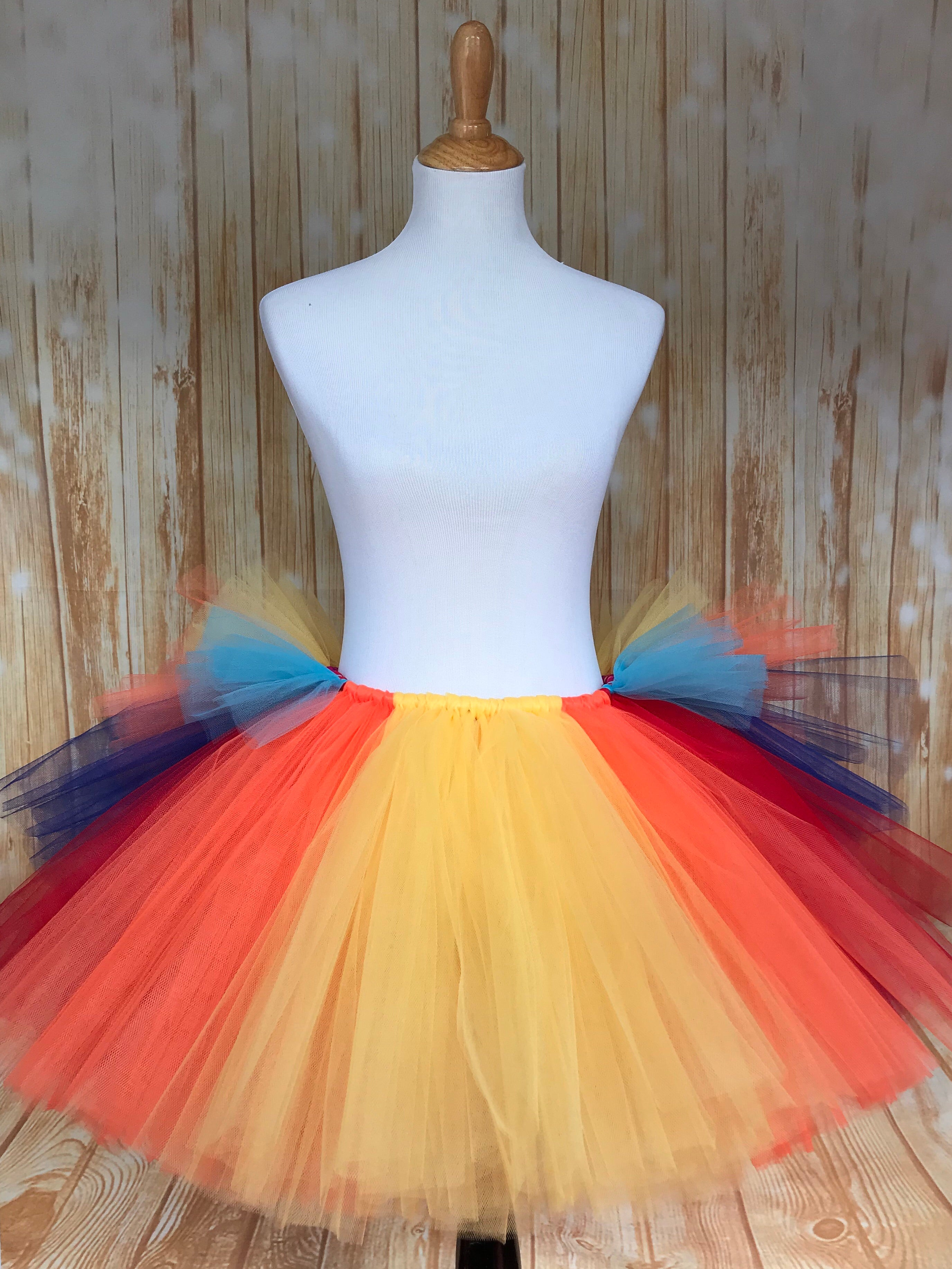 fdf2eb7c2 Kevin Up Women's Disney Marathon Tutu Skirt | Little Ladybug Tutus