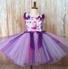 Jojo Siwa Tutu, Jojo Girls Tutu Dress, Jojo Outfit