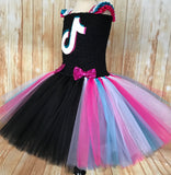 TikTok Tutu, Tik Tok Birthday Dress, TikTok Party, TikTok Oufit