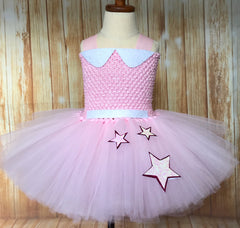 Baby Miss Piggy Tutu Dress, Miss Piggy Tutu Costume - Little Ladybug Tutus