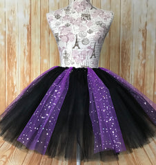 Women's Maleficent Tutu Skirt, Disney Maleficent Marathon Skirt - Little Ladybug Tutus