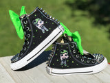 LOL Surprise Doll Bhaddie Blinged Converse Sneakers, Little Kids Shoe Size 10-2