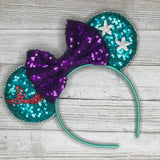 Little Mermaid Ariel Ears