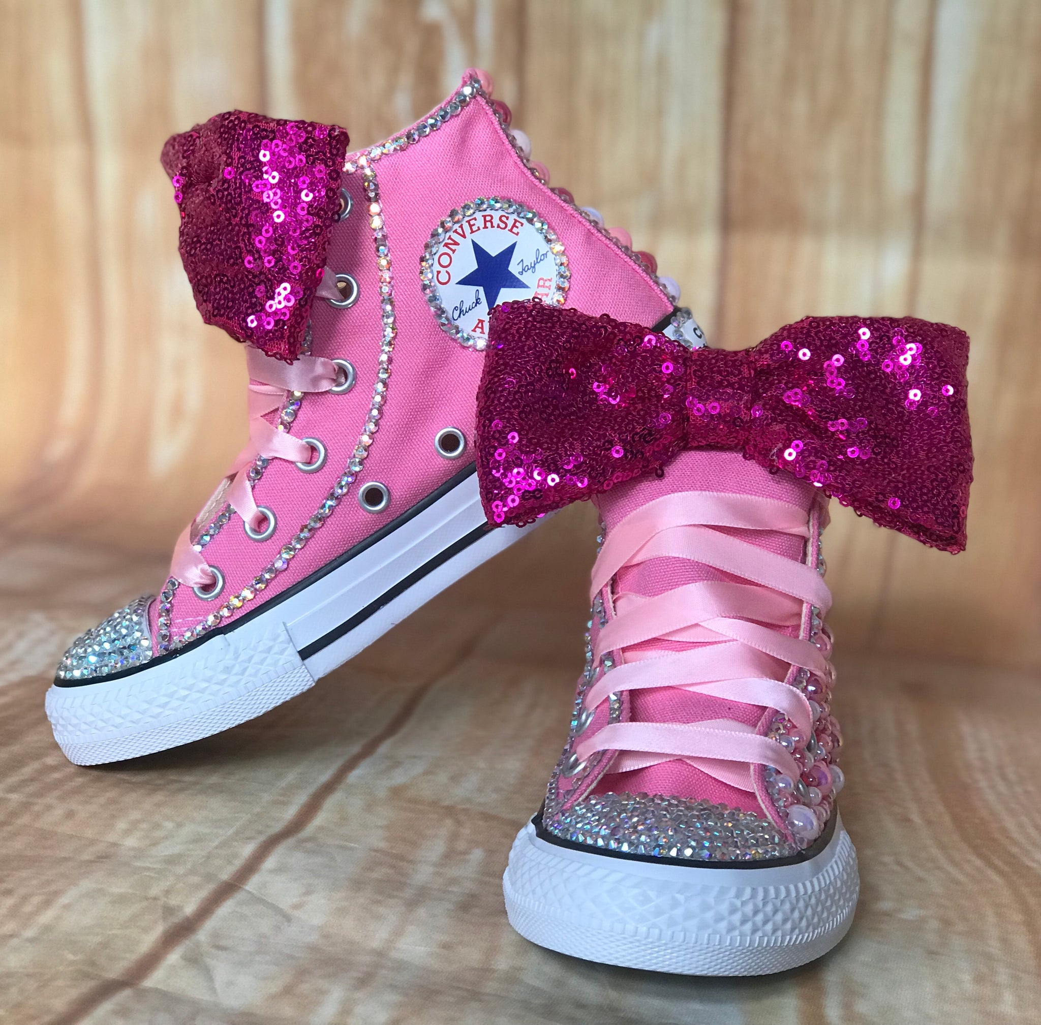 LOL Surprise Doll Fancy Converse Sneakers, Little Kids Shoe Size 10 2