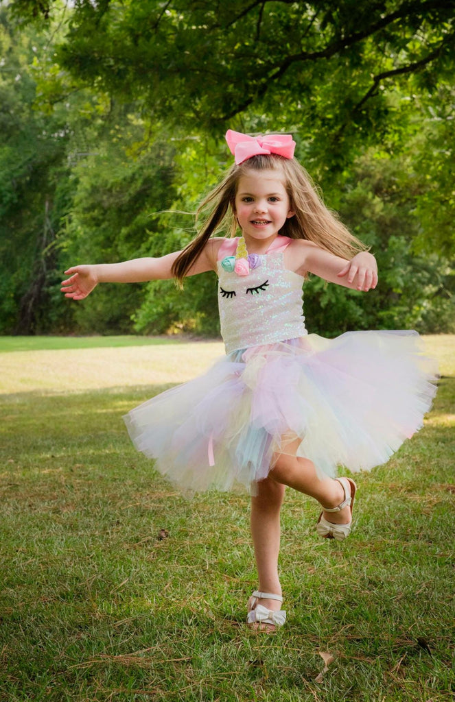 Unicorn Tutu, Unicorn Costume, Unicorn Photography Prop Dress