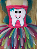 Tooth Fairy Costume, Tooth Fairy Tutu