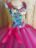 My Little Pony Tutu, My Little Pony Dress, Girls My Little Pony Costume