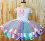 Bunny Tutu, Easter Bunny Dress