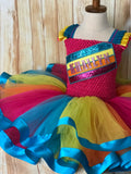 Personalized JoJo Siwa Tutu Dress, JoJo  Dress, JoJo Halloween Costume