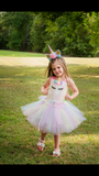 Unicorn Tutu, Unicorn Costume, Unicorn Photography Prop Dress - Little Ladybug Tutus