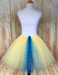 Flounder Little Mermaid Women's Disney Marathon Tutu Skirt