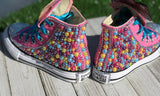 JoJo & BowBow Converse Sneakers, Infants and Toddler Shoe Size 6-9