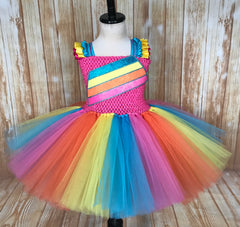 JoJo Siwa Tutu, JoJo Siwa Dress, JoJo Siwa Halloween Costume, Jojo Party, Jojo Birthday