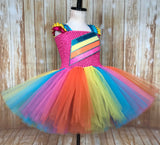 JoJo Siwa Tutu, JoJo Siwa Dress, JoJo Siwa Halloween Costume