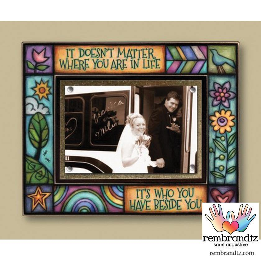 SLD Beside You Picture Frame - Rembrandtz