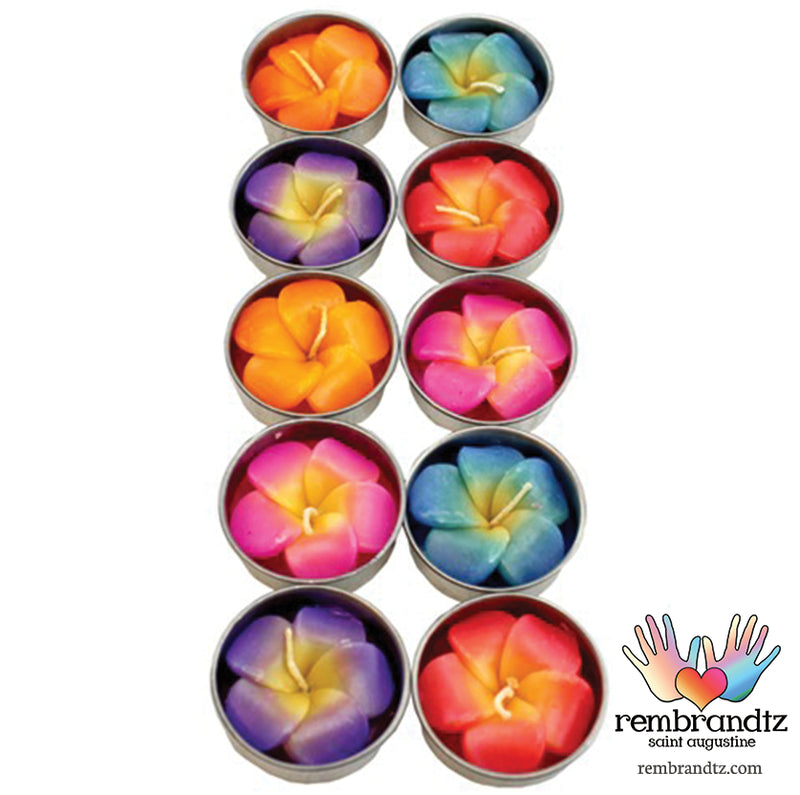 Lotus Tealights