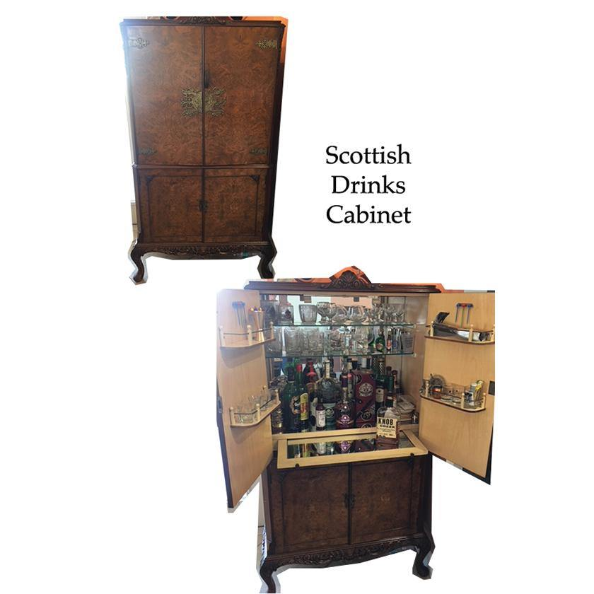 Scottish Drinks Cabinet