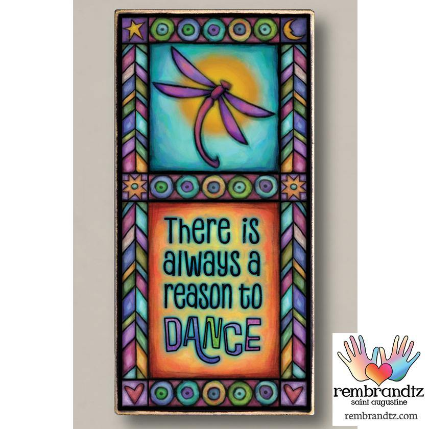 Reason To Dance Archival Art