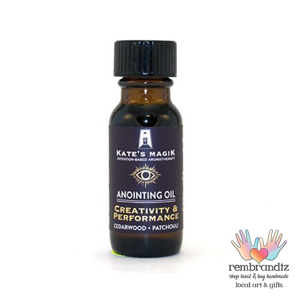 Creativity and Performance Anointing Oil