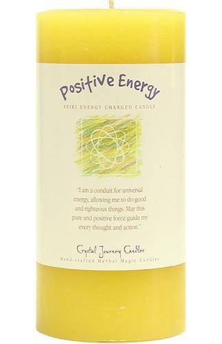 Positive Energy Candle - Rembrandtz
