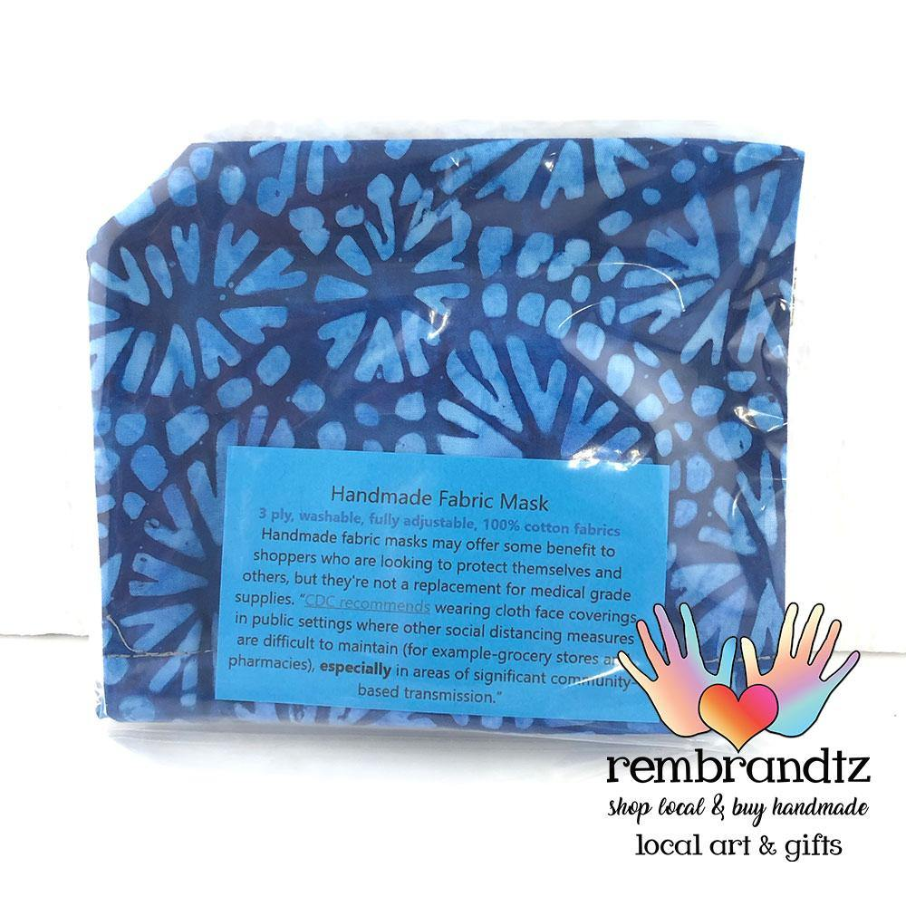 Face Masks Cotton Batik - Rembrandtz