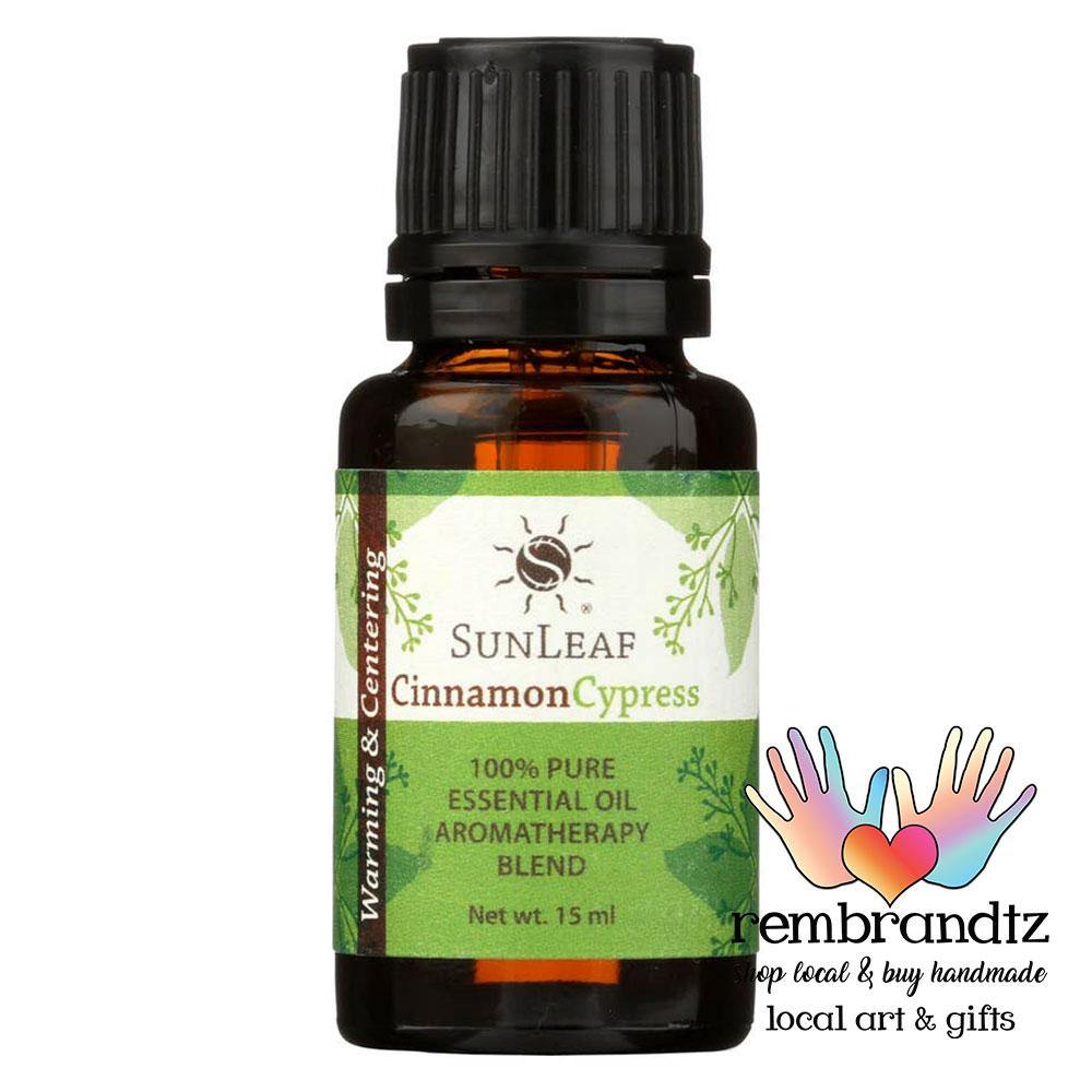 Aromatherapy Essential Oil Blends - Rembrandtz