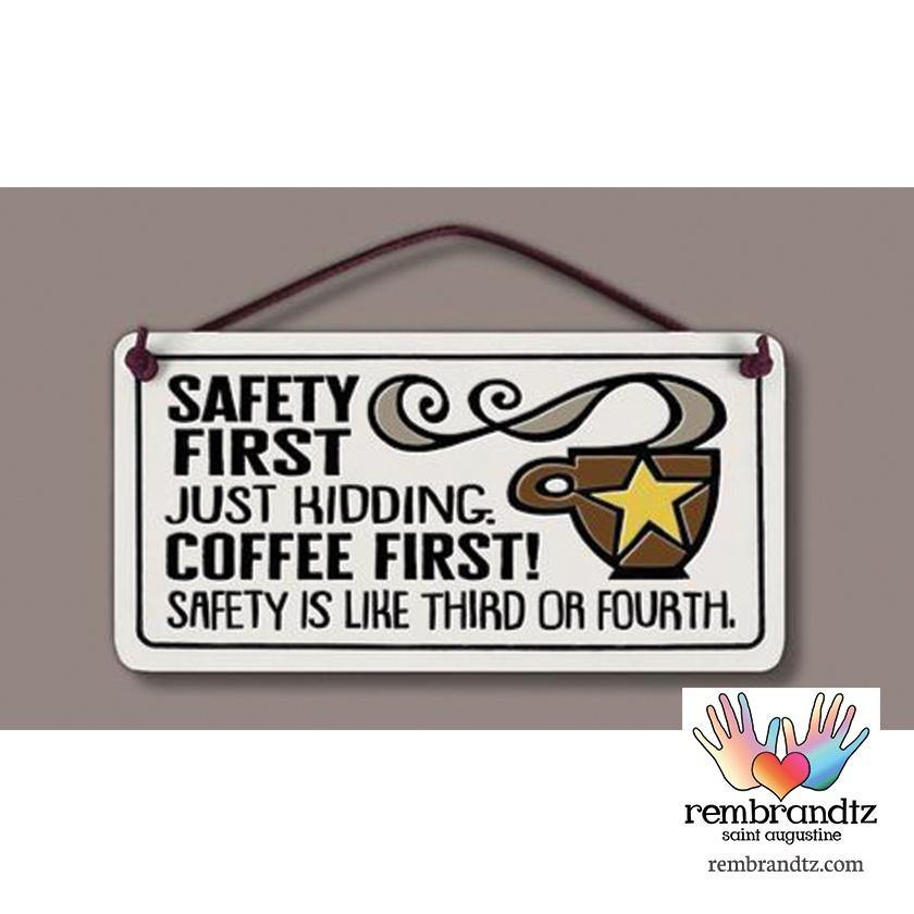Safety First Art Tile
