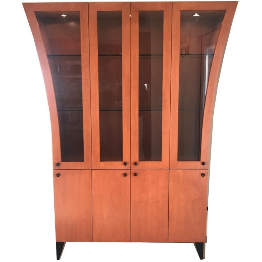 Cherry Buffet Cabinet
