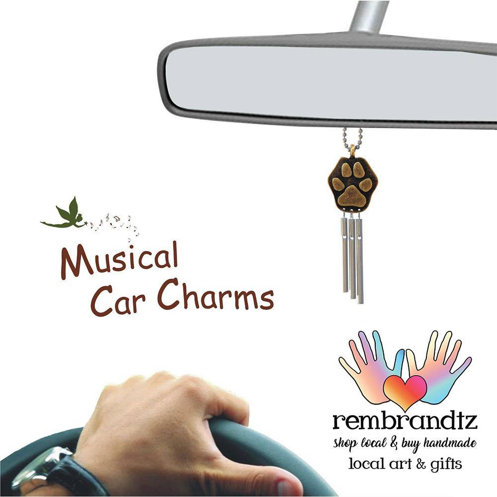 Mini Musical Wind Chime for Car - Rembrandtz