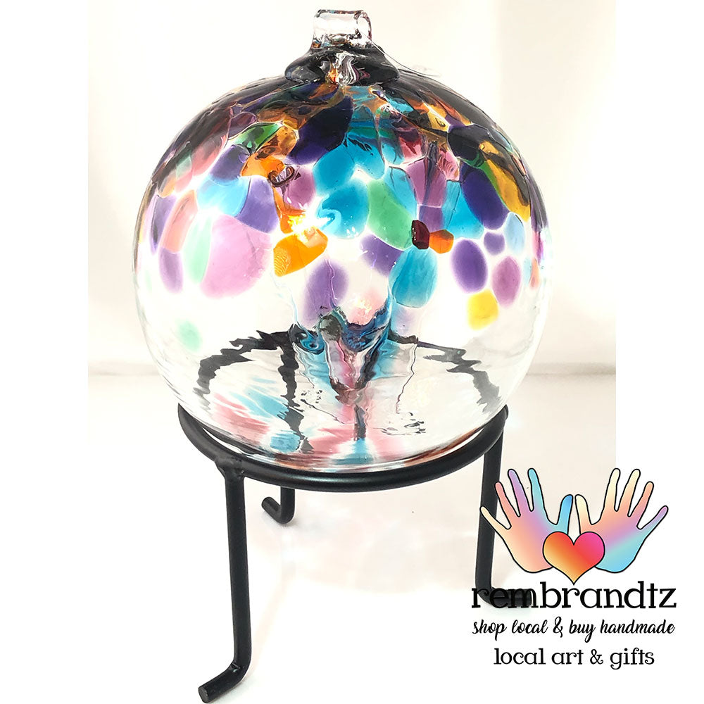 Ornament Stands for Tree of Enchantment Globes