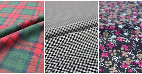 Autumn/Winter 2020/2021 Fabric Trends