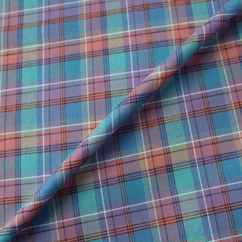 Cosy plaid fabric for Autumn shirts