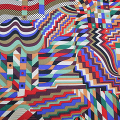 Fabrics Galore Graphic Swirls