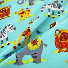Fabrics Galore novelty brushed cotton fabric