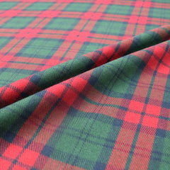 Fabrics Galore Clueless Tartan Fabric