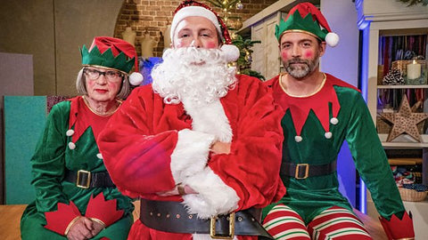sewing bee christmas special