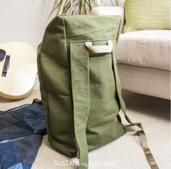 Free Backpack pattern by Sustain My Craft Habit