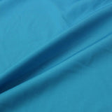 Plain Blue Cotton Poplin - Aqua Marine