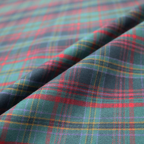 Brushed Cotton Tartan - Moray
