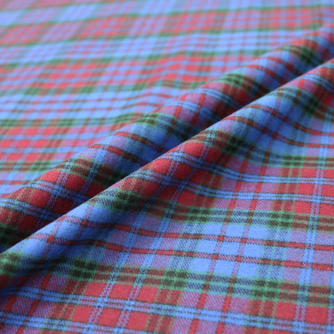 Brushed Cotton Tartan - Galloway