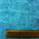 Batik Cotton - Blue Cheer - Blues